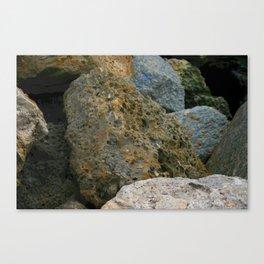 Rock Crop DPG170414 Canvas Print