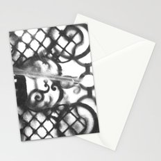 Ephemeral Solid Stationery Cards
