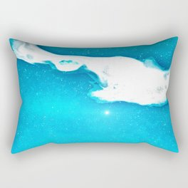 Ghostly Waters Rectangular Pillow