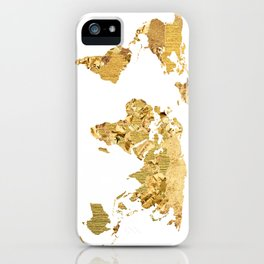 As Good As Gold iPhone Case