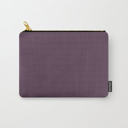 Organic Purple Carry-All Pouch