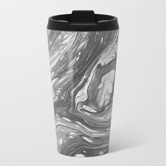 MOONLIGHT DRIVE Metal Travel Mug