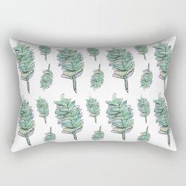 Plant, drawing pattern Rectangular Pillow