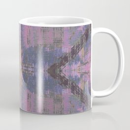 Abstract mosaic panel Coffee Mug