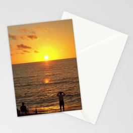 Florida Sunset Stationery Cards