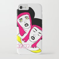rogue iPhone & iPod Cases featuring ROGUE by Sarah Marie