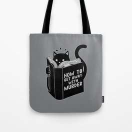 How to get away with murder Tote Bag