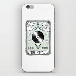 The Vinyl iPhone Skin
