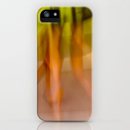 Stretch Your Legs iPhone Case