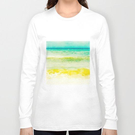 aqua agua Long Sleeve T-shirt