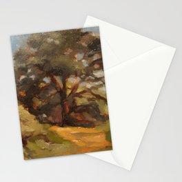 Texas Oak Stationery Cards