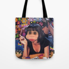Troll Fiction Tote Bag