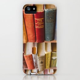 The Colorful Library iPhone Case