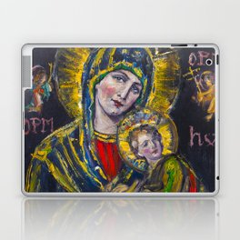 Our Lady of Perpetual Help Laptop & iPad Skin