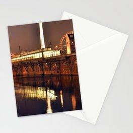 BERLIN NIGHT Stationery Cards