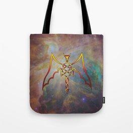 Dragon Knot Tote Bag