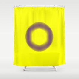 Intersex Flag Shower Curtain