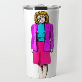 Pretty Girl Travel Mug