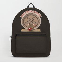Heavy Metal Hamster Backpack