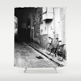 Bicicletta (Florence) Shower Curtain