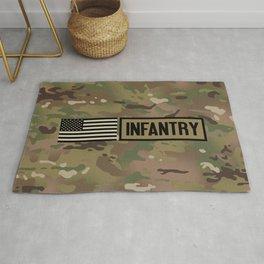 Infantry (Camo) Rug