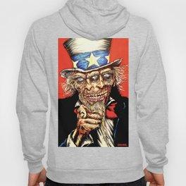 Uncle Zombie Sam Hoody
