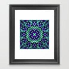 Ye Olde Mandala Framed Art Print