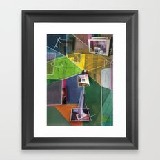 Scalamoukibouk Framed Art Print