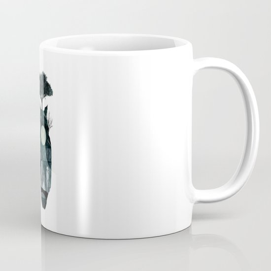 March of the Forest Spirits Mug