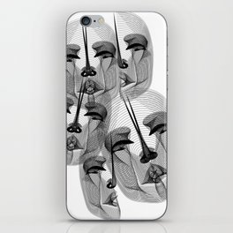 Voices of the River Styx iPhone Skin