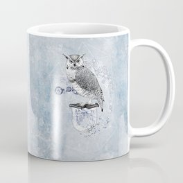Owl Theory Coffee Mug