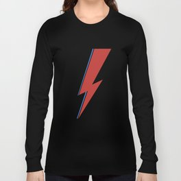 Bowie Bolt Long Sleeve T-shirt