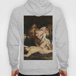 Peter Paul Rubens - The Death of Adonis Hoody