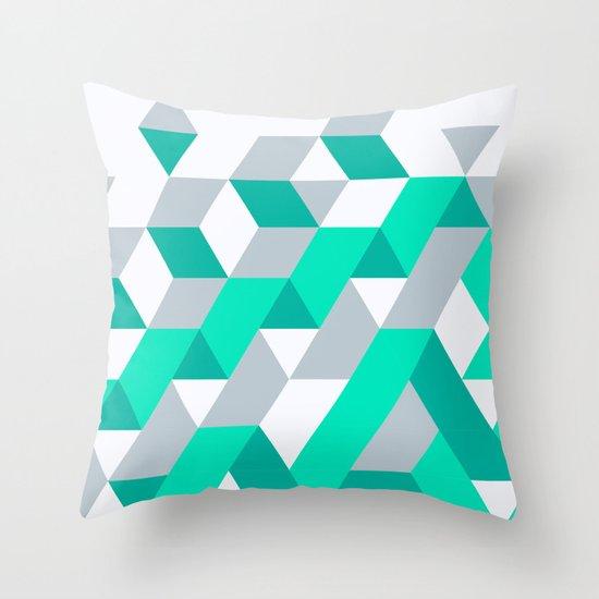 clyyrmynt Throw Pillow