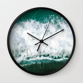 Swell Wall Clock