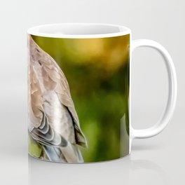 Collared Dove Coffee Mug