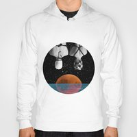 pool Hoodies featuring Planet Pool by Cs025