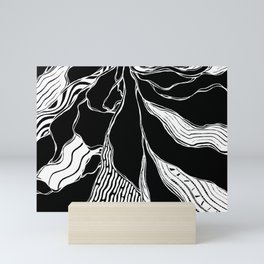 Winding Roots Mini Art Print