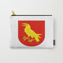 flag of Moss Carry-All Pouch