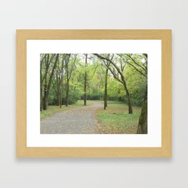 Wildlife Meadows Framed Art Print