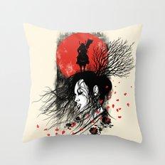 Renai Throw Pillow