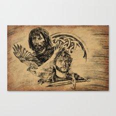 The Celts Canvas Print