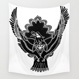 See No Evil Wall Tapestry