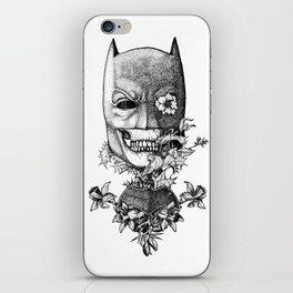 World Finest Series. The Bat.  iPhone Skin
