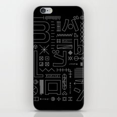 Babylon iPhone & iPod Skin