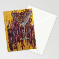 :: Afternoon Wine :: Stationery Cards