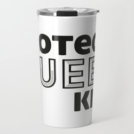 protect queer kids Travel Mug