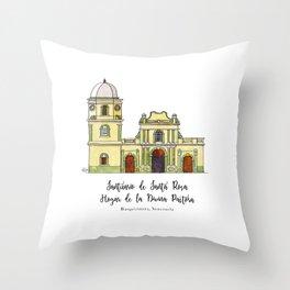 Divina Pastora Throw Pillow