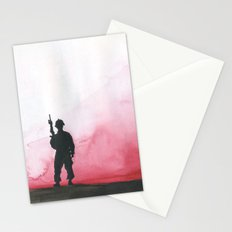 Lone Soldier Stationery Cards