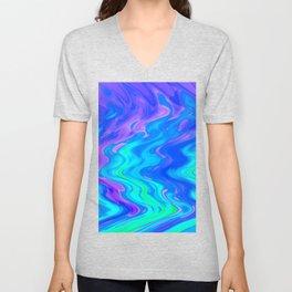 neon Unisex V-Neck